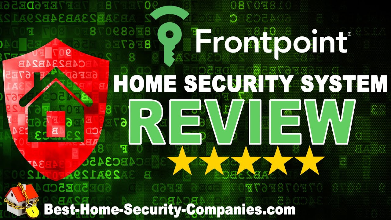 frontpoint security reviews