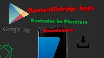 Kostenflichtige Apps kostenlos in Playstore downloaden [Tutorial/German][No Root & Legal]