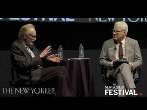 Steve Martin on art - The New Yorker Festival - The New Yorker