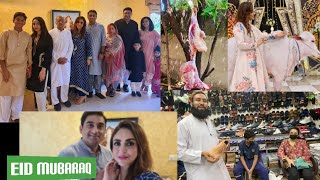 EID Pe Pehli Qurbani, Gaaye Ya Dumba Aur Mera Eid Dress , Ammi hui Khush, Bache Aur Shoes Shopping
