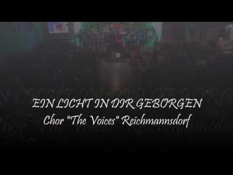 """Ein Licht in dir geborgen - Chor """"The Voices"""" Reichmannsdorf"""