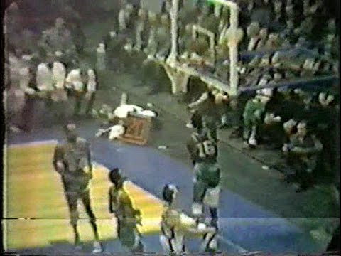 Satch Sanders Second Half Highlights vs. Royals (Game 4, 1966)
