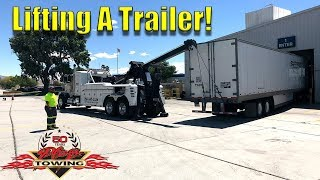 Simple Tow Turns Into Trailer Lift