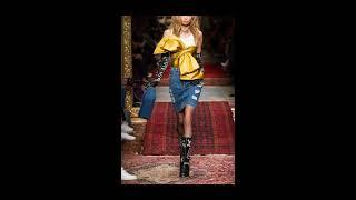 видео Модные юбки осень-зима 2016-2017