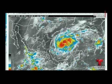 EN VIVO: Lo último sobre el huracán Harvey
