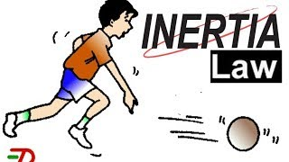 Law of Inertia - For Kids Class 6, Class 7,Class 8, Grade 6, Grade 7