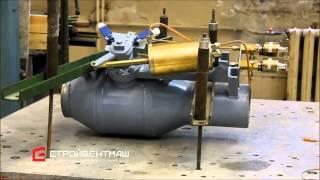 Привод клапана, испытания на сейсмостойкость, СТРОЙВЕНТМАШ(, 2015-09-20T11:34:47.000Z)
