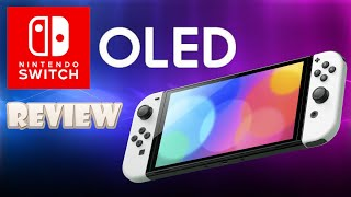 Nintendo Switch OLED Review (Video Game Video Review)