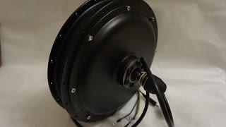 Обзор мотор-колеса Leili 1500W для электровелосипеда
