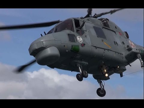 Repeat NOS Air Race - Westland Lynx Mk95 by PMO Aviation Channel