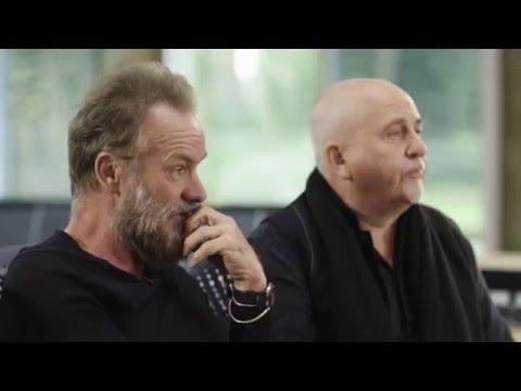 Sting & Peter Gabriel - Rock Paper Scissors