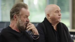 Sting & Peter Gabriel - Rock Paper Scissors