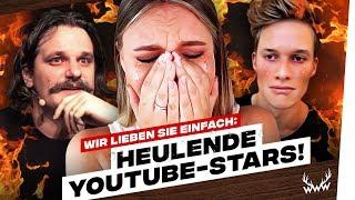 Alman-Hype RASSISTISCH? • Traurig: HEULENDE YouTube-Stars! | #WWW