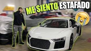 ME ESTAFARON CON MI AUDI R8... 610HP    ALFREDO VALENZUELA