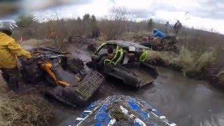 Can am. ATV Rally Goodfish Lake 2016