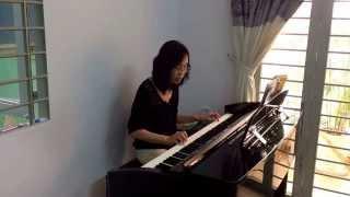 Chị Tuyết Mai (Organ solo) Ngày Tân Hôn