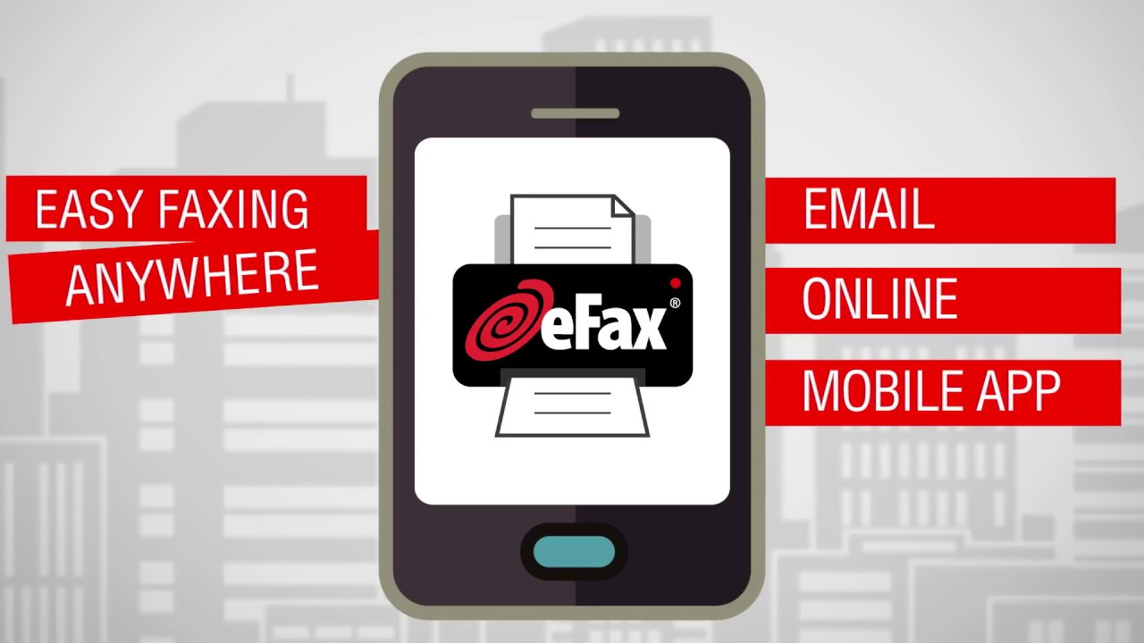 How to Send & Receive Faxes by Email or Computer - eFax®