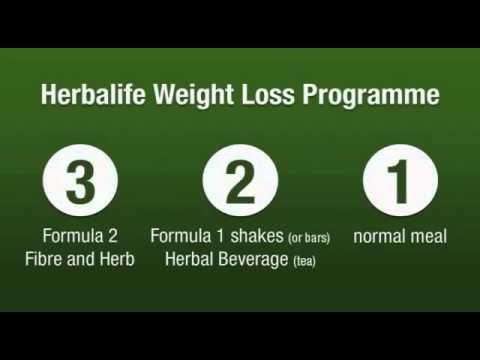 Herbalife Weight Loss Program Youtube