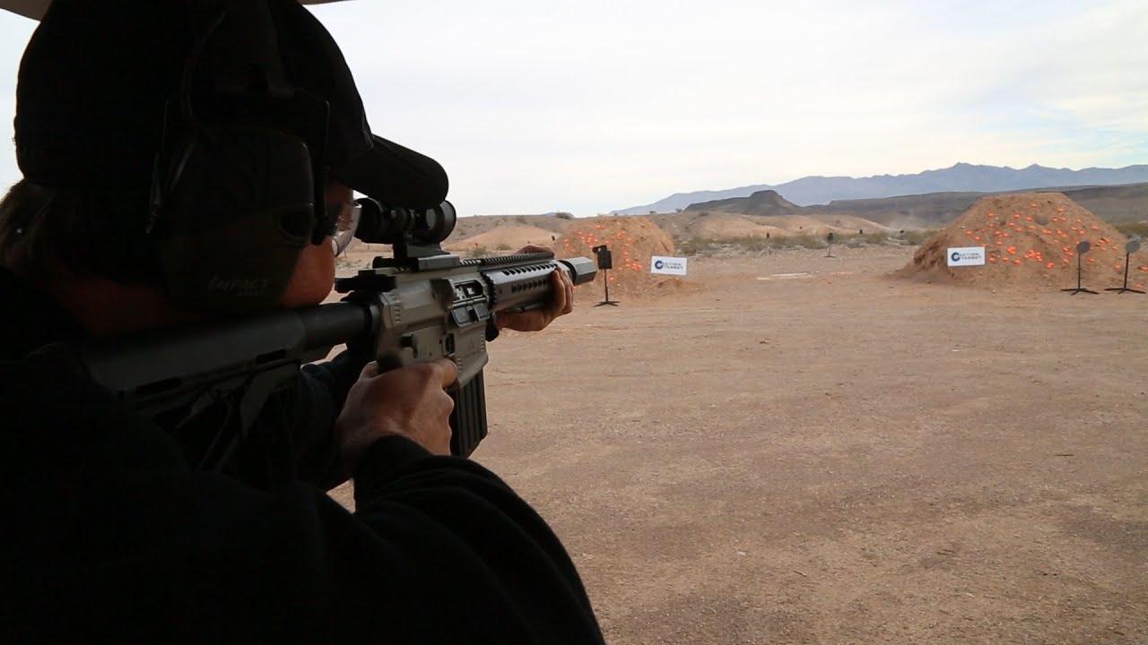 Christensen Arms CA-10  308 & Titanium 1911 Review || SHOT Show 2015