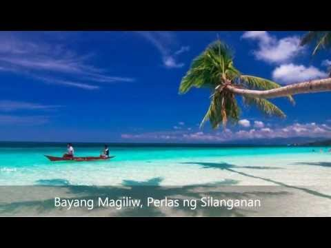 The Philippine National Anthem with lyrics HD