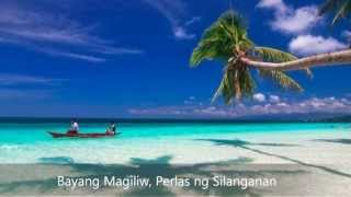 The Philippine National Anthem with lyrics (HD)