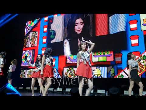 FANCAM - My Second Date & Mosquito - Red Velvet REDMARE In Chicago 2019 (Front Row)