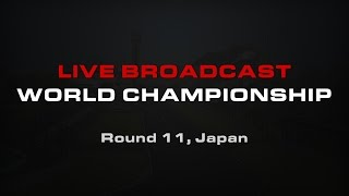 FSR 2014 Broadcasts - WC Round 11, Japan