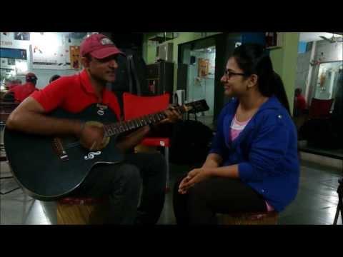 Kajra Mohabbat Wala - Guitar Cover - Dharmesh Soni, Richa Arora