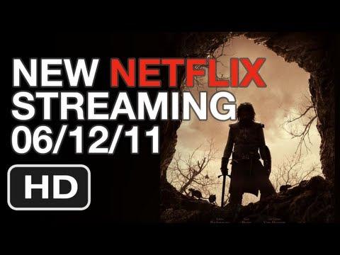 New Netflix Streaming This Week 2011 June 12