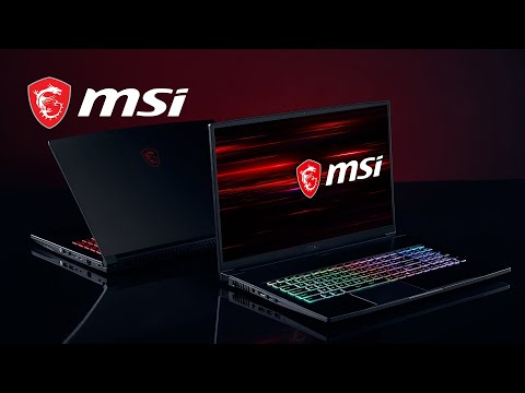 GF65 Thin Unboxing | MSI Gaming