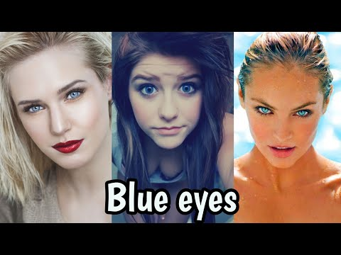 Cute one blue eyed girl from YouTube · Duration:  1 minutes 2 seconds