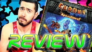 Review - Clank! In Space!: Apacolypse expansion