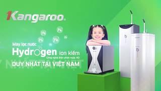 Máy lọc nước Kangaroo Hydrogen ion kiềm Mới 2020