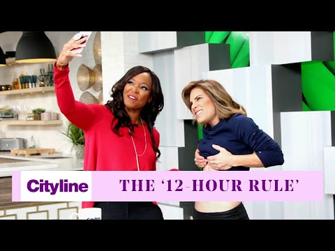 How Jillian Michaels uses the '12-Hour Rule' to maximize self-care