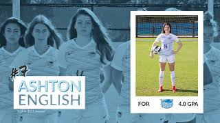 Ashton English - Daytona State Soccer Player Highlight