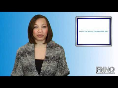 Citigroup Boosts PT & '10-'12 Estimates for Cooper Companies