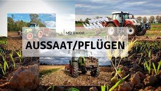 KUHN Bodenbearbeitung//Saatvorbereitung und Aussaat