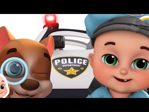 Police Chase Thief Car Videos los angeles - Kids Toys Unboxing - Surprise Eggs Toys for Kids