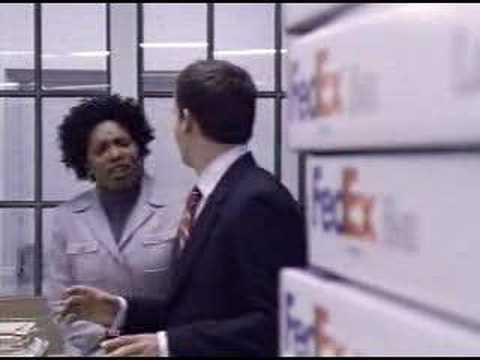 Fed Ex MBA Ad