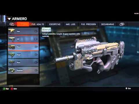 Truco de Call of Duty Black Ops III copiar skin