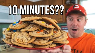 How Many Operation Cookies Can I Eat w/ Milk in 10 Minutes??