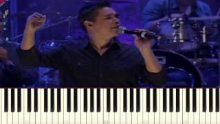 El señor es mi Rey mi Todo Tutorial Miel San Marcos ( piano) popurri