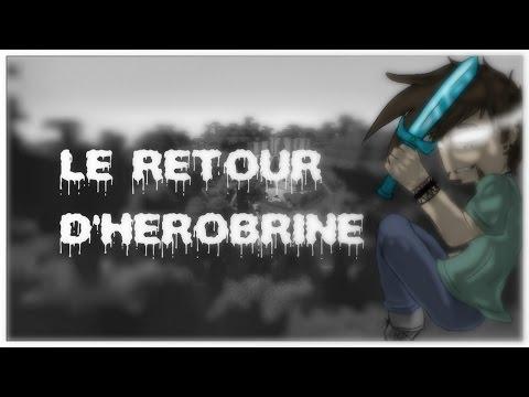 FILM MINECRAFT: LE RETOUR D'HEROBRINE