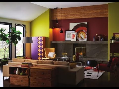 Popular Interior Paint Colors 2019 For Walls And Decoration Youtube