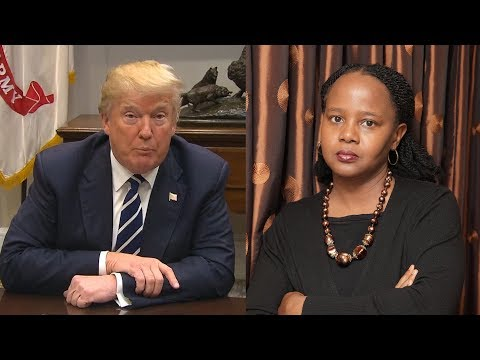 """Completely Racist"": Edwidge Danticat on Trump's ""Shithole Countries"" Remark Targeting Africa, Haiti"