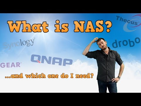Choosing your NAS - Which company should you choose? Full Version