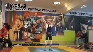 11-15.11.2015 (M-45.C+Jerk) Russian Masters Cup. Bugulma