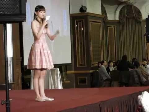 2015光聯科技尾牙主持-冠麟 - YouTube