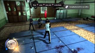 Sleeping Dogs Campaign Playthrough - Episode 15: Good Student (Ps3)(HD)(Live Commentary)