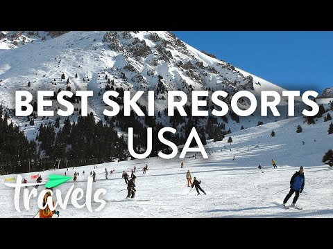 Top 10 Ski Resorts In The US | MojoTravels